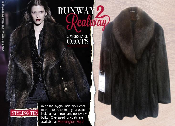 Flemington Furs: Runway to Realway