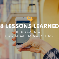social media marketing lessons learned